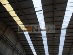 Diferencia entre lucernario poliester y nuestro GmSispol Cubierta 30mm