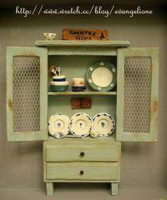 Evangelione: Dollhouse Miniature **not just furniture