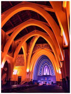 Church o Fatima Miraflores Peru