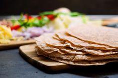 Domácí celozrnné pšeničné tortilly – Jezte sláskou