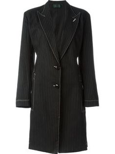 pinstriped coat  $746 #Farfetch #want #ShoppingSale