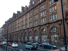The Caledonian hotel. Edinburgh