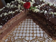 Torta na oslavu (fotorecept) - Recept