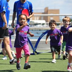 Are Toddlers Too Young to Start Organized Sports?