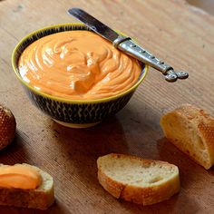Roasted Garlic Tyrokavteri – Feed Your Soul Too