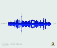 Polyline Translations Voice Over Service Advertising GERMANY""