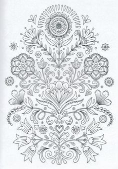 Embroidery Love Coloring Pages 33 Ideas Love Coloring Pages, Printable Coloring Pages, Coloring Sheets, Coloring Books, Folk Embroidery, Embroidery Patterns, Paper Embroidery, Free Adult Coloring, Mandala Coloring