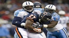 Chicago Bears and Tennessee Titans
