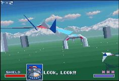 Clássico simulador de voo da Nintendo, onde os pilotos são animais de um grupo chamado Star Fox. - All Rights Reserved / Nintendo