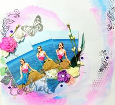 El scrap de Barma: Layout- Celebrate