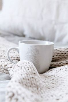 Morning In White... Follow 4 Follow, Hygge, Cottage, Mugs, Cream, Tableware, How To Wear, Casa De Campo, Custard
