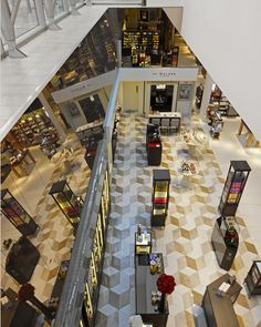 Selfridges Beauty Hall by HMKM, Manchester cosmetics
