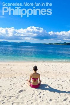 SCENERIES. More FUN in the Philippines!