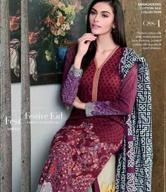 03694d49ef 22 best Gul Ahmed Chantilly de Chiffon festive collection images in ...