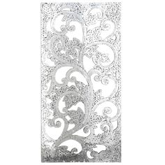 Mosaic Mirrored Wall Panel (pier 1)($199)