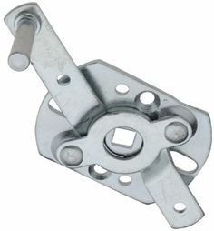 "National Hardware V7645 For 5/16"" Zinc Plated Square Shaft Swivel Locks - Amazon.com"