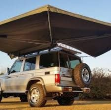 Image result for 270 degree 4x4 awning system
