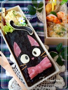 {7A858610-C40B-4528-958B-543A0DEFC558:01} Bento Box Lunch For Kids, Cute Lunch Boxes, Kawaii Bento, Cute Bento, Kawaii Cooking, Food Art For Kids, Bento Recipes, Food Garnishes, Kids Nutrition