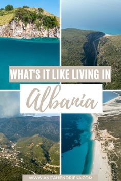 Maybe you have travelled to Albania and you found it a great European destination for to live in, great, now what?  Here's exactly what it's like living in Albania as a digital nomad. If you're looking at the best digital nomad destinations, then check out this Balkan travel destination. Here's a truthful look into Albania culture, Albania travel, Albania budget and more! #visitalbania #ksamil #saranda #balkantravel Albania Beach, Albania Travel, Visit Albania, Europe Travel Outfits, Europe Travel Guide, Travel Destinations, Travel Expert, Travel Tips, Cool Places To Visit