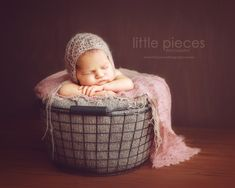 Kelly Brown - Little Pieces Photography - with just a shot of pink