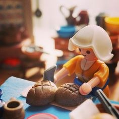 #playmobil #플레이모빌#baking #cooking
