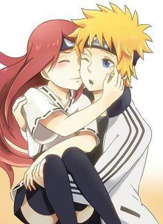 --Kushina and Minato--