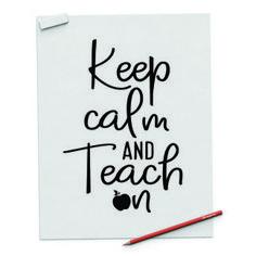 Teacher Page, Interior Design Resources, Keep Calm, Teaching, Digital, Printables, Stay Calm, Print Templates, Relax