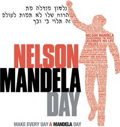 נלסון מנדלה השפיע, משפיע וישפיע על אימון אישי בכל מקום