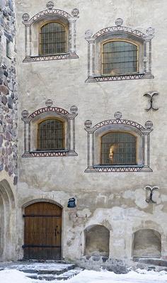 Castle Windows by Sakari Lampola, via Flickr