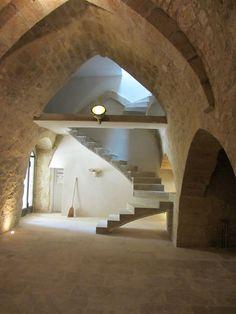Cette réhabilitation a pour objectif premier de créer des chambres d'hôtes… - gîte - pierre.