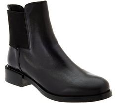 Clarks Leather Lightweight Ankle Boots - Delana Fairlee