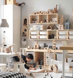 Каталог ИКЕА 2016. Все новинки легендарной шведской компании - Сундук идей для вашего дома - интерьеры, дома, дизайнерские вещи для дома