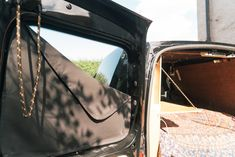 VW Caddy Camper Conversion - Imgur Magnetic blackout curtains!
