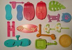 Littlest Pet Shop - LOT d ACCESSOIRES -  Skate Surf Ski Trottinette... LPS  | eBay