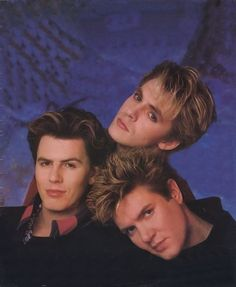 Notorious Era slays my entire life how can 3 people look this fucking good??? #simonlebon #johntaylor #nickrhodes #80s #1986 #notorious #newwave #duranduran