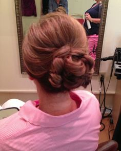 Braids for Groom's Mother