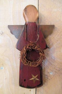 413 best Country crafts and primitive country images on . Primitive Christmas, Country Christmas, Christmas Projects, Holiday Crafts, Primitive Crafts, Primitive Country, Primitive Patterns, Angel Crafts, Prim Decor