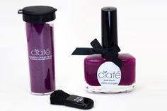 Ciaté Velvet Manicure Kit|Sophisticated Twist On Another Crazy Nail Trend