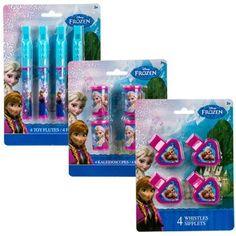Disney Frozen Toy Party Favors, 4-ct. Pack