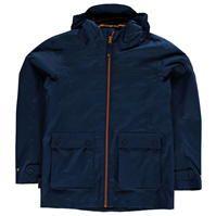 Gelert Girls' Coast Waterproof Jacket from Eastern Mountain Sports - Gelert Navy-Orange Plus Size Shopping, Women's Socks & Hosiery, Outdoor Outfit, Jackets Online, Bleu Marine, Trendy Plus Size, Nike Jacket, Work Wear, Kids Outfits