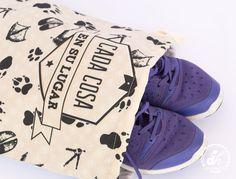 Bolsa de calzado