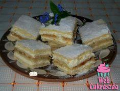 Érdekel a receptje? Hungarian Cake, Hungarian Recipes, Hungarian Food, No Bake Desserts, Dessert Recipes, Something Sweet, Homemade Cakes, Winter Food, Cake Cookies