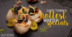 Cape Town's Hottest Winter Specials - Southern Vines Cape Town, Sushi, African, Business, Winter, Ethnic Recipes, Hot, Winter Time, Store