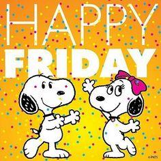 "3,088 Likes, 75 Comments - Snoopy Love (@snoopy_truelove) on Instagram: ""Sexta feira sua linda eu te amo!!! ❤🎉❤🎉 #goodmorning #friday #snoopy #belle #peanuts"""