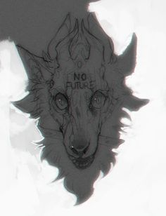 unfinished by LiLaiRa on deviantART Creature Drawings, Animal Drawings, Cool Drawings, Dessin Old School, Werewolf Art, Vent Art, Mythical Creatures Art, Creepy Art, Creature Design