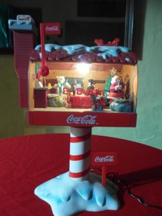 buzon coca cola