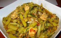 Fasole verde cu pui Natur House, Kung Pao Chicken, Pasta Salad, Asparagus, Potato Salad, Cabbage, Potatoes, Vegetables, Health