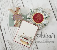 Crush On Colour: Stampin' Up! Artisan Design Team Blog Hop: Christmas in July!