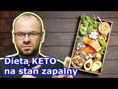 Dieta ketogeniczna na choroby ze stanem zapalnym - YouTube Youtube, Do Your Thing, Youtubers, Youtube Movies
