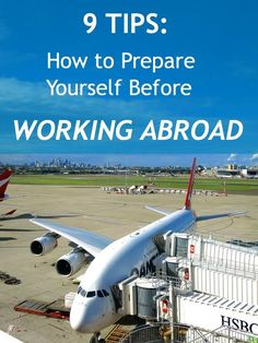 How to prepare and protect yourself before working abroad as an expat - 9 tips!